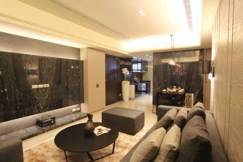打造人文氛圍,高雄采顥建築室內設計新主題