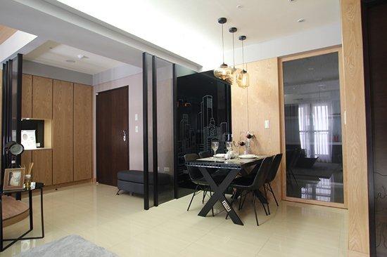 空間設計手法帶起饒富趣味和創意的表現!