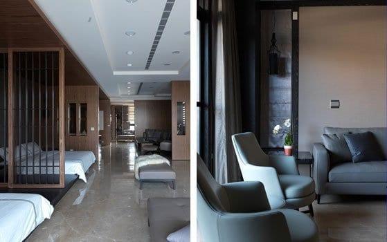 善用空間設計讓生活起居甚是方便