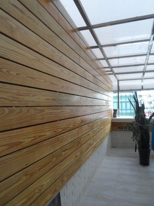 有效利用原有素材、改變整體空間氣氛