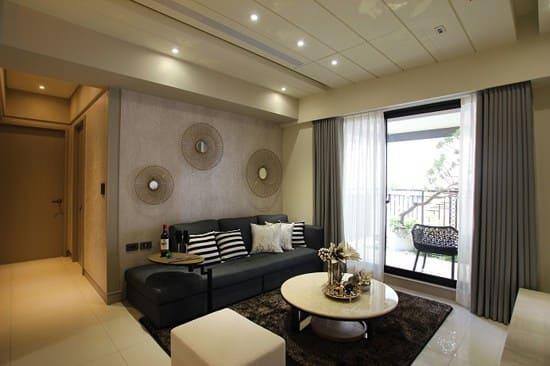 無壓的輕設計,創造溫柔細膩的居家風格