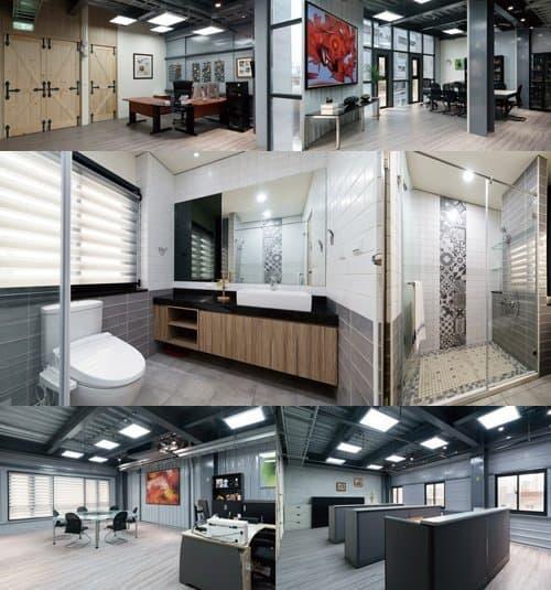 室內設計師運用專業建構空間價值與深度!各有特色的董事長室、財務長室、會計辦公室…,美感與效率兼具!