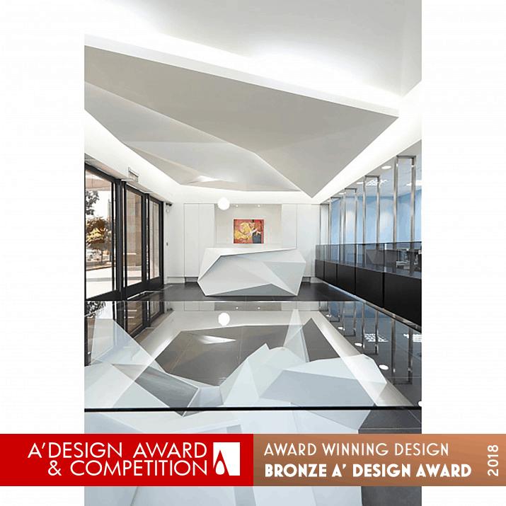 金瑞盛辦公室 榮獲 義大利 A'Design Award 銅獎-蘇倍慶設計師