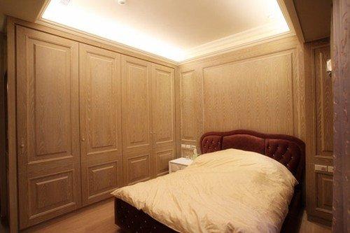 主臥室是女主人最重要也是最私密的休憩之處