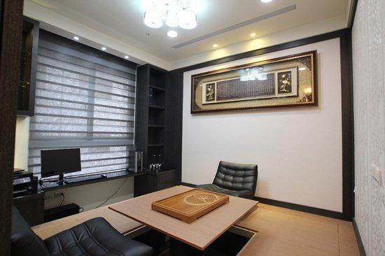 書房、客房、收納一應俱全,多功能和室區