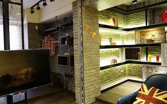 室內設計讓小坪數也能五臟俱全