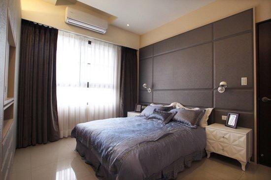 主臥、次臥室,低調奢華的浪漫